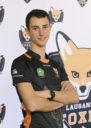 Lausanne Foxes Dodgeball Maxime Portrait