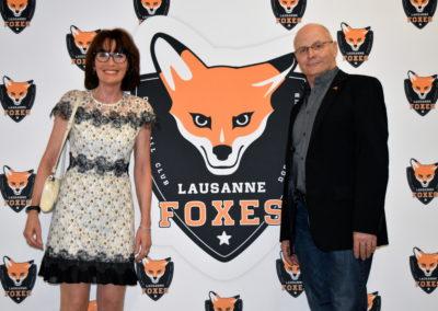 Lausanne Foxes Souper de Soutien 2018 6
