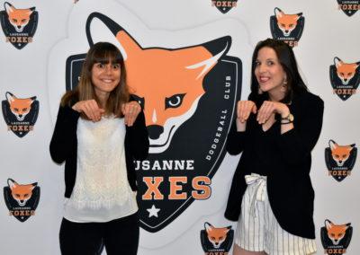 Lausanne Foxes Souper de Soutien 2018 7
