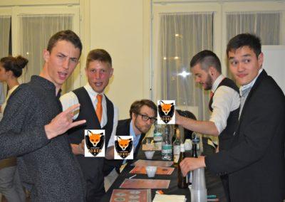 Lausanne Foxes Souper de Soutien 2018 93