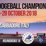 European Dodgeball Championships Lausanne Foxes