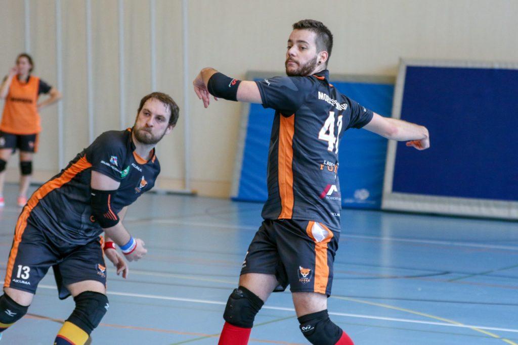 Lausanne Foxes Dodgeball 5 questions à Ludo Vincent