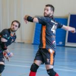 Lausanne Foxes Dodgeball 5 questions à Ludo Vincent