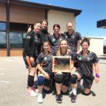 Lausanne Foxes Championnes suisses dodgeball