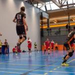 Dodgeball Championnat Suisse 01.12.2019 Lausanne Foxes